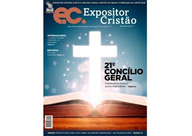 EC   21º Concílio Geral bate à porta e traz esperança ao povo metodista