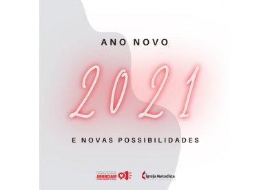 Ano novo e novas possibilidades