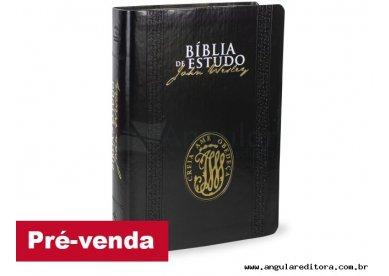 Bíblia de Estudo John Wesley é lançada em português pela SBB