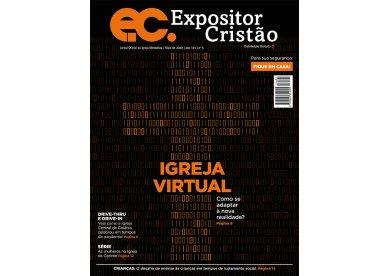 Jornal EC maio 2020: uma Igreja virtual