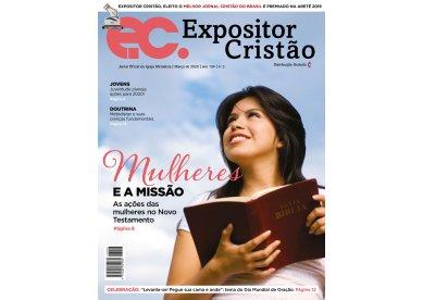 EC de março: Mulheres e a missão