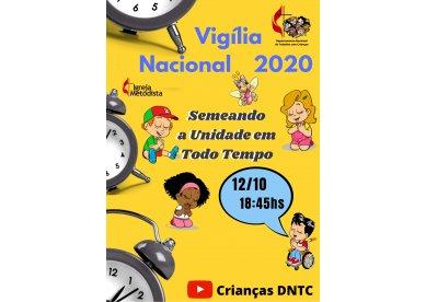 Vigília Nacional 2020 | Semeando a unidade em todo o tempo