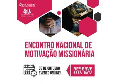 Encontro Nacional de Motivação Missionária