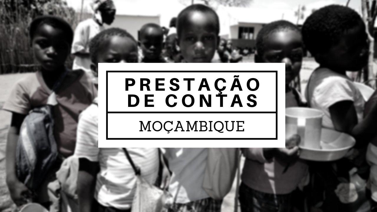 [EC] Prestação de contas Moçambique