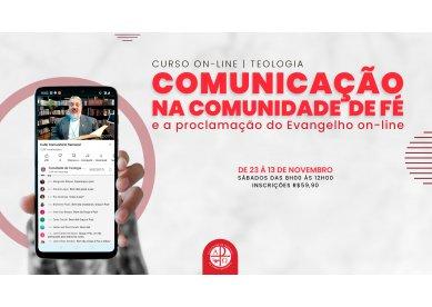 Curso online | Comunicação na Comunidade de Fé