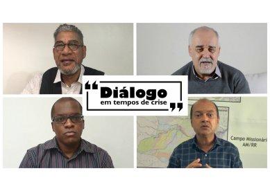 Pastoreio durante a pandemia e desafios do isolamento social | Diálogo em tempos de crise
