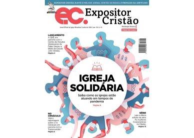 [EC] Jornal EC junho 2020: uma Igreja Solidária
