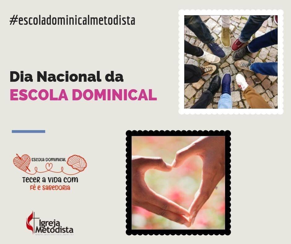 Confira as fotos das celebrações dos 250 anos de Escola Dominical