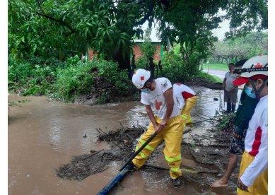 Igreja Metodista brasileira se solidariza com irmãos e irmãs da América Central, vítimas do furacão Eta