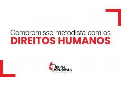 Live: Compromisso metodista com os Direitos Humanos