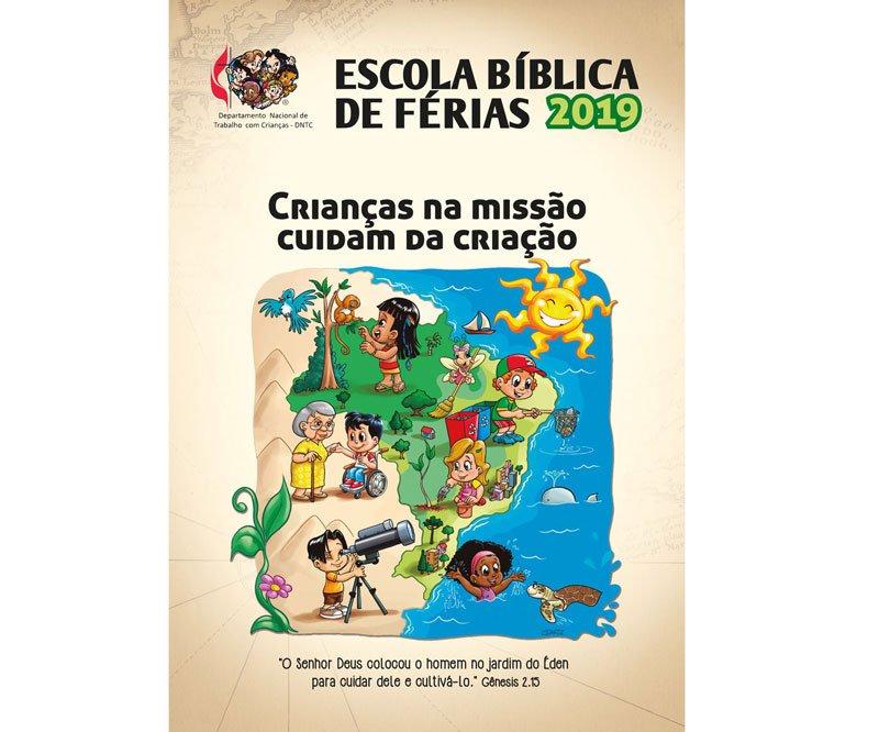 EBF 2019 - Crianças na missão cuidam da criação