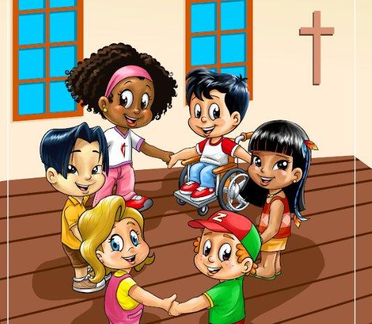 Liturgia para o Dia das Crianças