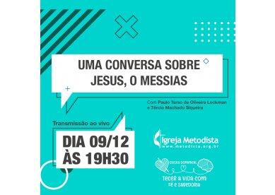 Live: uma conversa sobre Jesus, o messias