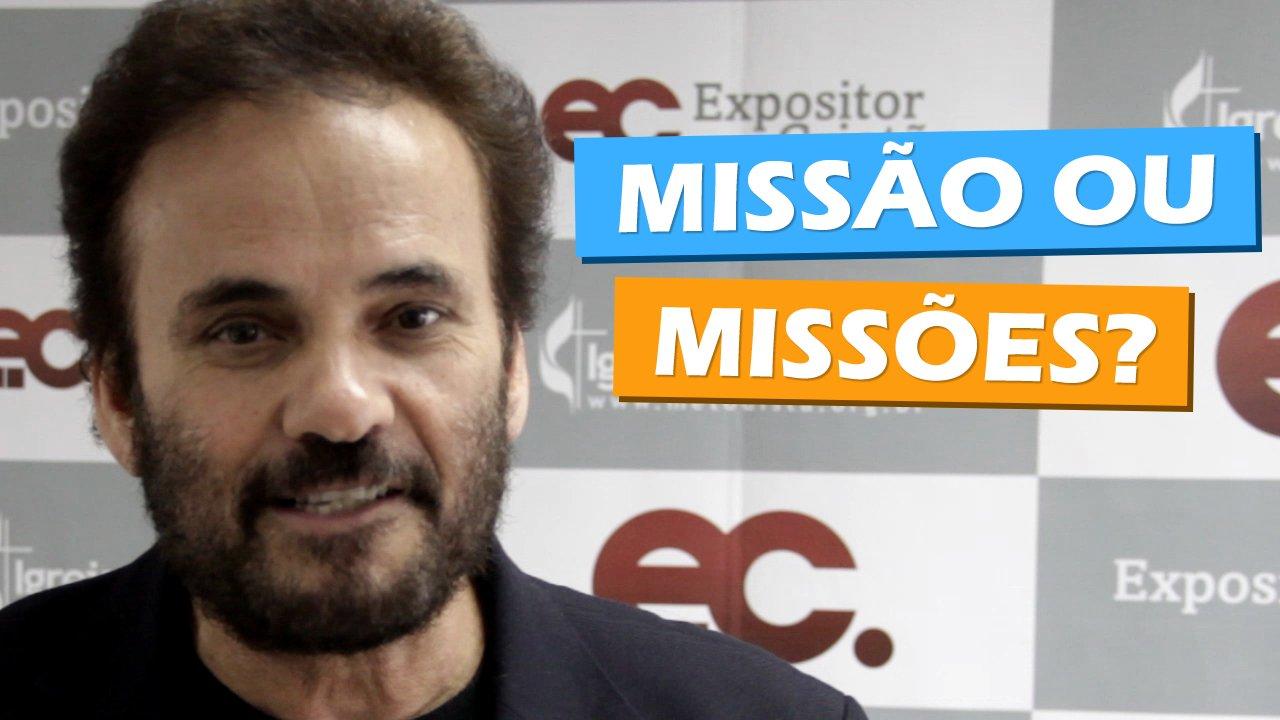 Câmara Nacional de Expansão Missionária lança série de vídeos sobre missão em parceria com Expositor Cristão
