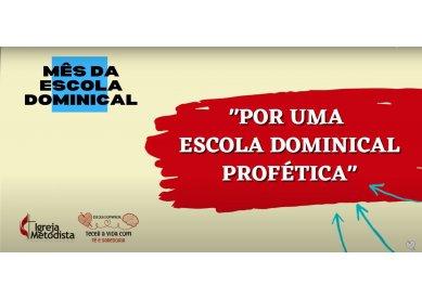 Reflexão   Por uma Escola Dominical Profética   Pastor Eber Costa