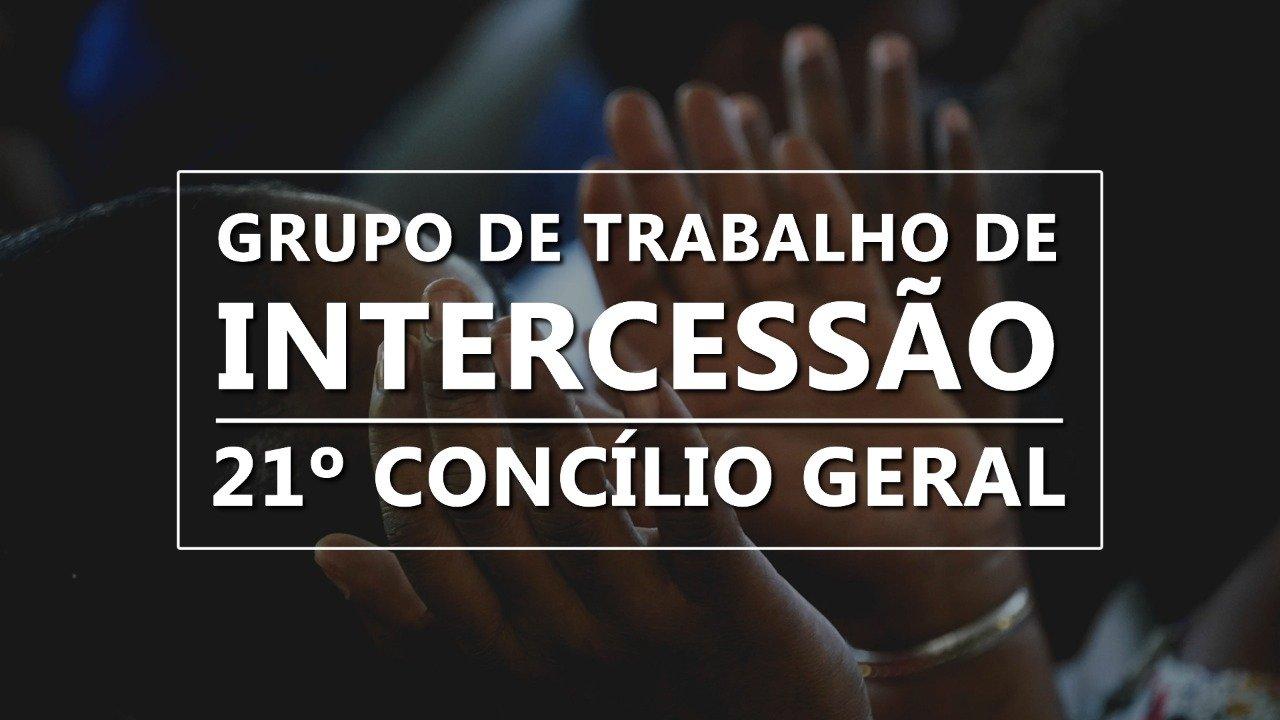 Mobilização de oração pelo 21º Concílio Geral da Igreja Metodista