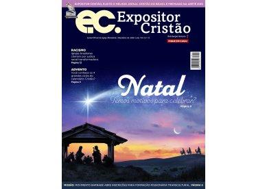 Jornal EC de dezembro | Natal: temos motivo para celebrar?