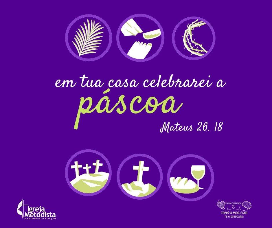 Sugestões de celebração para o Ciclo Pascal