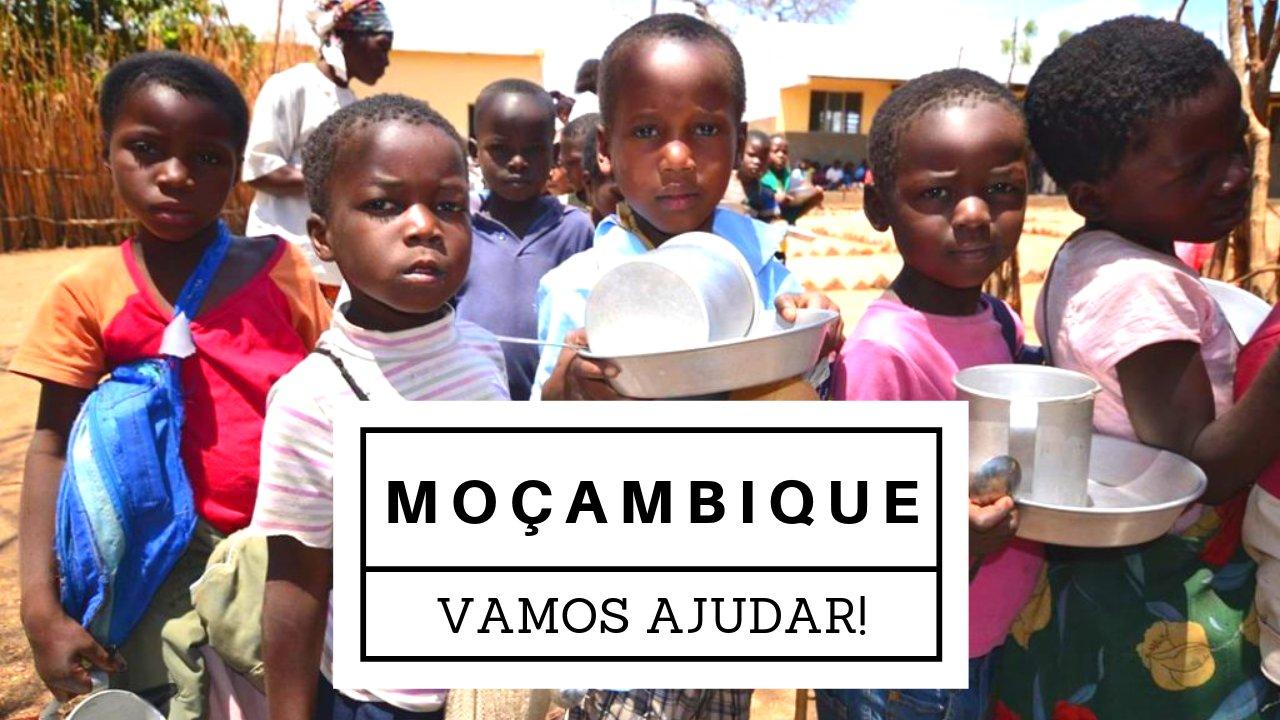 [VÍDEO] Ajude Moçambique