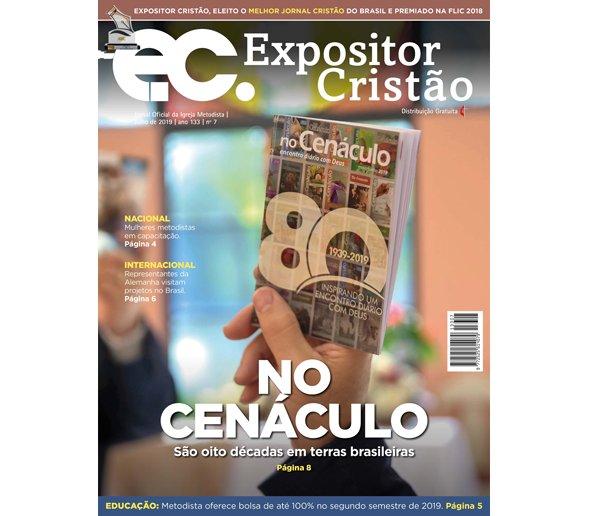 EC de julho: confira a cobertura dos 80 anos do no Cenáculo