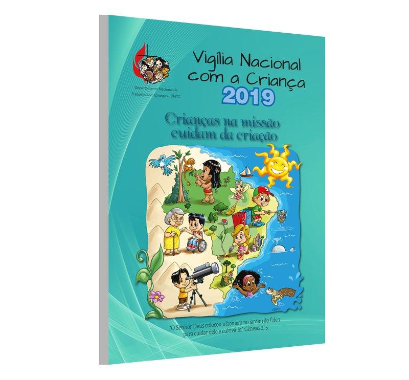 Vigília Nacional com a Criança 2019